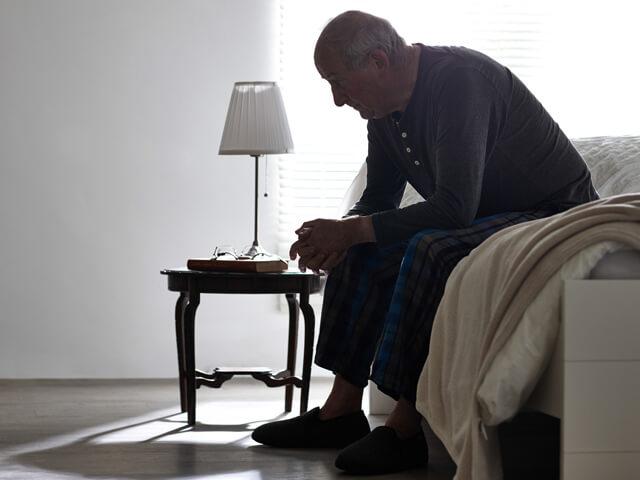 недержание мочи у мужчин пожилого возраста лечение